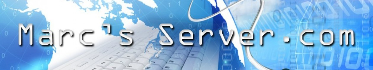 Marc's Server