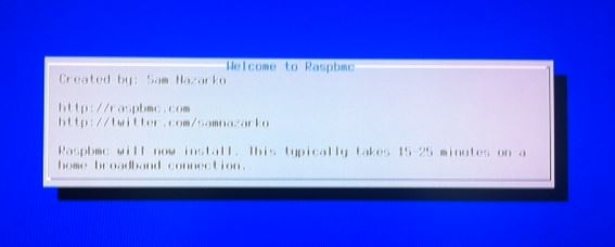 how to run a program raspberry pi without flashing card